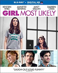 Girl Most Likely [Blu-ray] [Import]