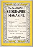 img - for The National Geographic Magazine, July 1947 (Volume XCII (92), Number One (1)) book / textbook / text book