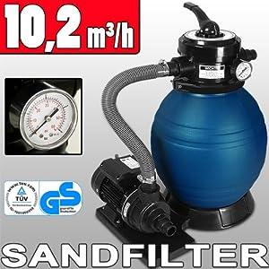 Partager facebook twitter pinterest eur 119 99 livraison for Pompe filtre bassin exterieur