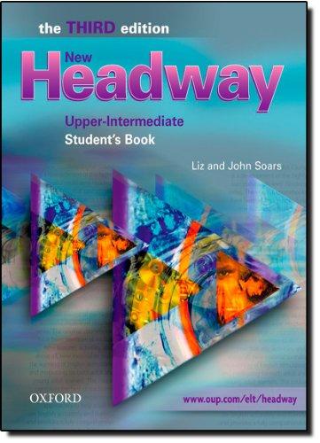 New Headway. Upper-Intermediate. Student's Book (Headway ELT)