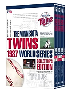 Minnesota Twins 1987 World Series Collector's Edition