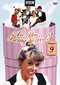 Are You Being Served?, Vol. 9 from BBC Home Entertainment