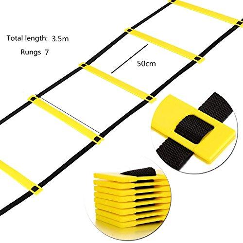 kry-calcio-pace-ancheer-formazione-regolabile-agilita-yellow-ladder-salto-lattice-velocita-energia-l