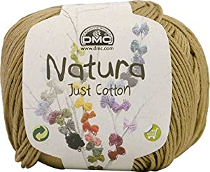 DMC Natura Just Cotton - Canelle (N37)