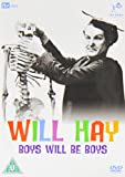Will Hay - Boys will be Boys [DVD]