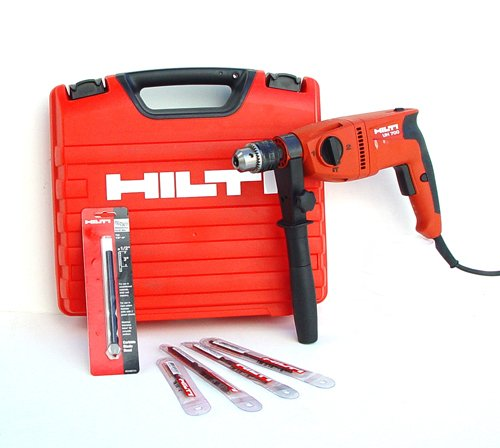 Read About Hilti 03441597 1/2-Inch UH700 Universal Hammer Drill with 1/2-Inch Keyed Chuck and Impact...