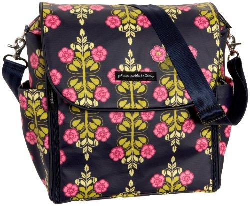 petunia pickle bottom boxy backpack diaper bag siesta in sevilla petunia diaper. Black Bedroom Furniture Sets. Home Design Ideas