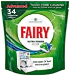 Fairy Auto Dishwash Tablets All in On...
