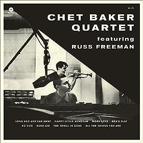 Chet Baker Quartet Ft Russ Fre [12 inch Analog]
