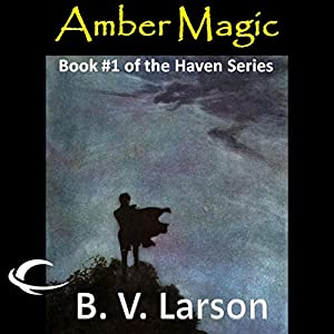 Amber Magic Audiobook
