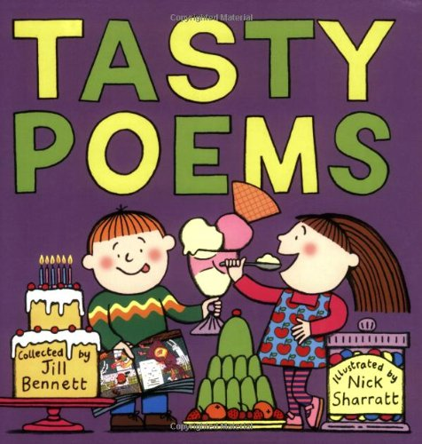 Tasty Poems: New Cover 2006