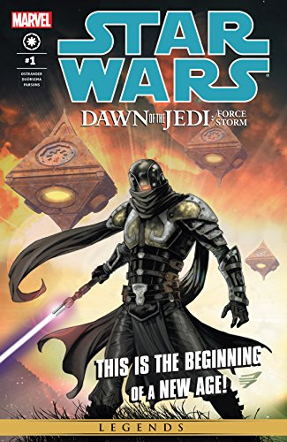 Star Wars: Dawn of the Jedi - Force Storm (2012) #1 (of 5) (Comic Books Marvel Storm 1 compare prices)