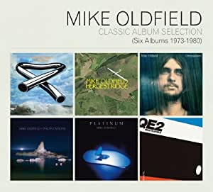 Classic Album Selection (Six Albums 1973-1980)