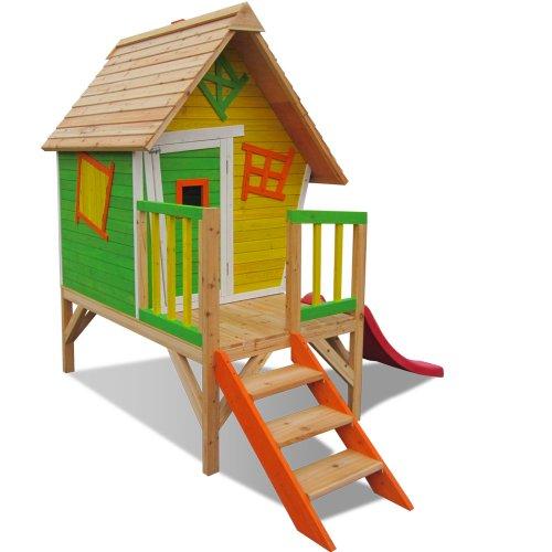 Kinderspielhaus Holz Hexenhaus ~ Kinderspielhaus Stelzenhaus Hexenhaus Johann Aus Holz Pictures
