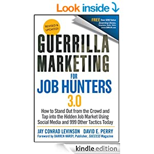 Guerrilla marketing for job hunters 3.0 pdf free download