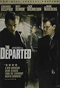 NEW Departed (DVD)