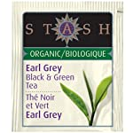 Organic Earl Grey Black and Green Tea