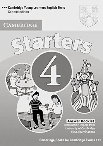 cambridge-young-learners-english-tests-starters-4-answer-booklet-answer-booklet-answer-booklet