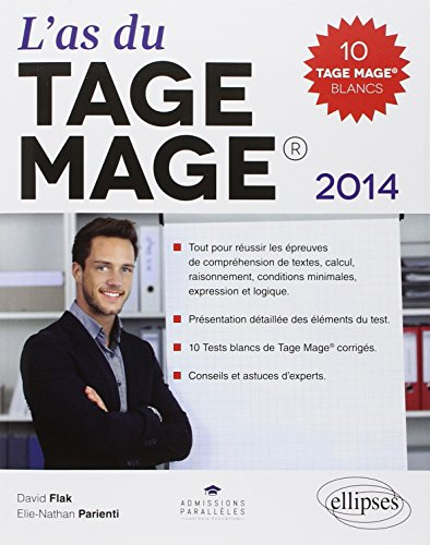 L'As du TAGE MAGE® 2014 10 TAGE MAGE® Blancs