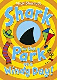 Shark in the Park on a Windy Day!