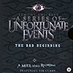The Bad Beginning, A Multi-Voice Recording: A Series of Unfortunate Events #1 | Lemony Snicket
