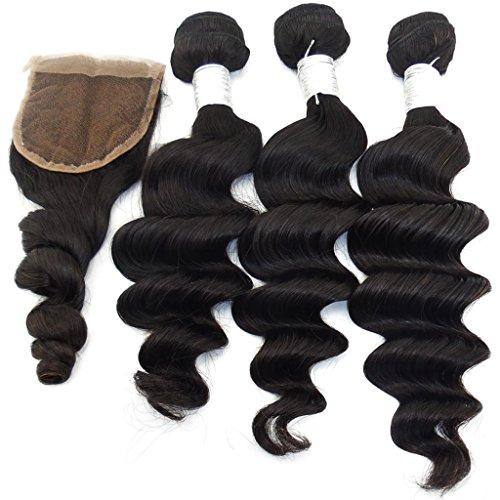 Vedar-Beauty-Brazilian-Remy-Virgin-Human-Hair-Loose-Wave-Hair-Extensions