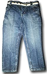 Topchee Kids' Jeans (JNK-19_Blue_2 to 3 Years)