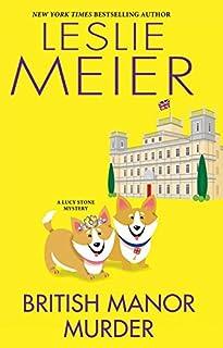 Book Cover: British Manor Murder