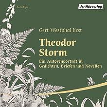 Gert Westphal liest Theodor Storm: Ein Autorenporträt in Gedichten, Briefen und Novellen Hörbuch von Theodor Storm Gesprochen von: Gert Westphal