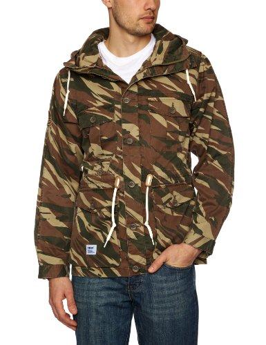 Addict Mountain Range Bush Camo Men's Jacket Bush Camo X-Large