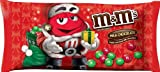 M&M's Milk Chocolate Candies for the Holidays, 12.6-Ounce (357g) Christmas Theme Bag