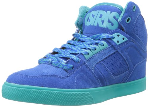 Osiris Men's NYC83 VLC Skate Shoe,Blue/Blue/Sea,9 M US Osiris Fashion Sneakers autotags B00AFS1WWW