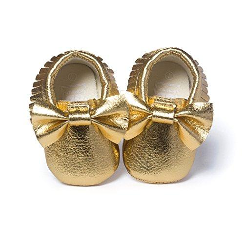 Anna-Kaci, Stivaletti bambine golden 6-12 mesi