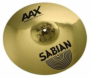 Sabian 16-Inch AAX X-Plosion Crash Brilliant Finish Cymbal