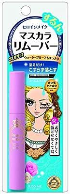 Kiss Me Heroine Make Mascara Remover, 0.5 Pound