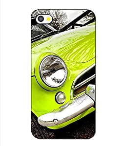 3D instyler DIGITAL PRINTED BACK COVER FOR APPLE IPHONE 4S