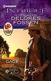 Gage (The Lawmen of Silver Creek Ranch Book 5)