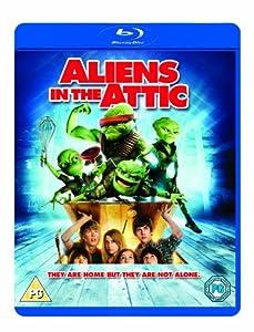 Aliens In The Attic Blu Ray 2009 Amazon Co Uk Ashley