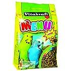 Vitakraft Budgie Food 500 g (Pack of 6)