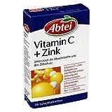 ABTEI Vitamin C plus Zink Lutschtabl., 30 St