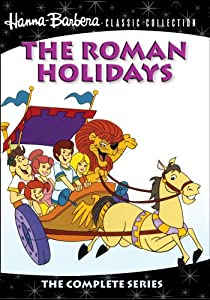 ROMAN HOLIDAYS COMPLETE SERIES