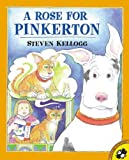 A Rose For Pinkerton (Turtleback School & Library Binding Edition)