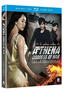 Athena: Goddess of War (Blu-ray/DVD Combo)