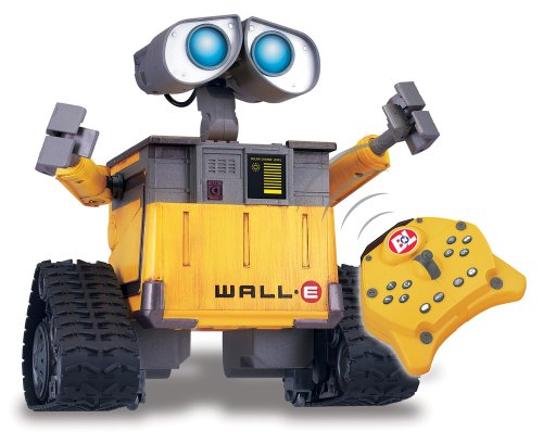 Buy Low Price Thinkway WALL-E WALL-E U Command Figure (B0016N2E1I)