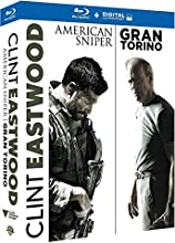 Clint Eastwood : American Sniper + Gran Torino [Blu-ray + Copie digitale]