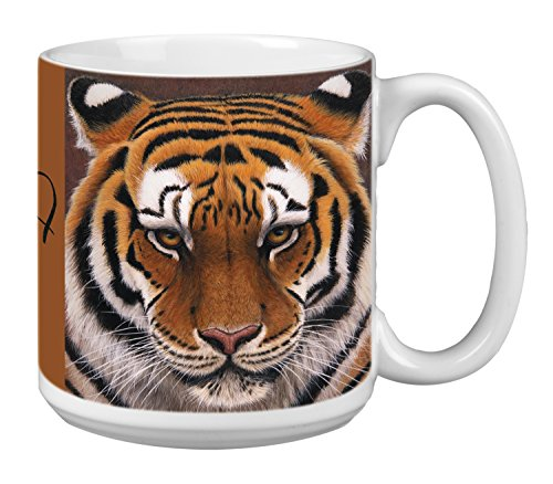 Animal Coffee Mugs - Tiger Mug