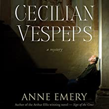 Cecilian Vespers: A Collins-Burke Mystery, Book 4 (       UNABRIDGED) by Anne Emery Narrated by Christian Rummel