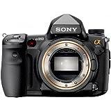 Sony DSLR-A850 SLR-Digitalkamera (24 Megapixel, EXMOR Sensor, BIONZ Bildstabilisator) nur Gehäuse
