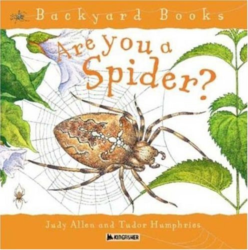 are-you-a-spider-backyard-books