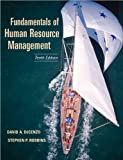img - for by Stephen P. Robbins,by David A. DeCenzo Fundamentals of Human Resource Management(text only)10th (Tenth) edition [Paperback]2009 book / textbook / text book